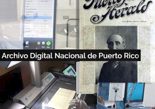 Archivo Digital de Puerto Rico | Diseñadores del Patio
