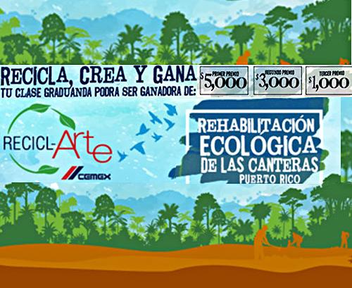 Certamen Recicl-Arte | Escuela Superior | Cemex