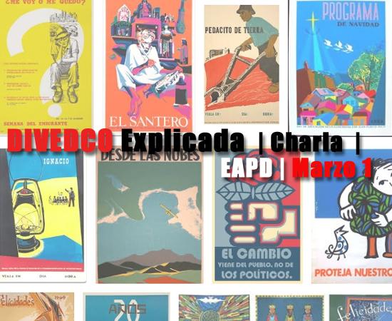 DIVEDCO Explicada | Charla | Autogiro Arte Actual
