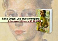 Publicación acerca de Luisa Géigel