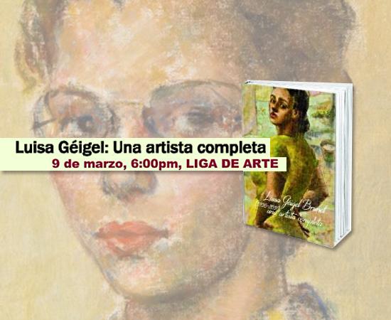 Luisa Géigel | Autogiro Arte Actual