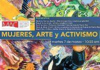Mujeres, Arte y Activismo | Marzo 7  | MAC