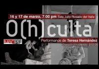 O(h)culta de Teresa Hernández