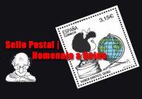 Sello Postal | Homenaje a Quino | Marzo 31