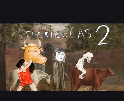 Terrícolas 2 | ArtLab | Marzo 30 | Autogiro Arte Actual