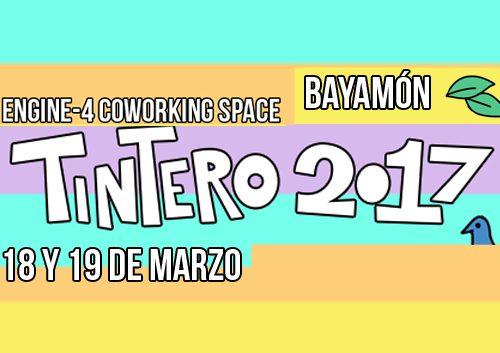 Tintero Festival de Comics