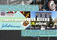 Tributo al Maestro José Alicea | 28 artistas
