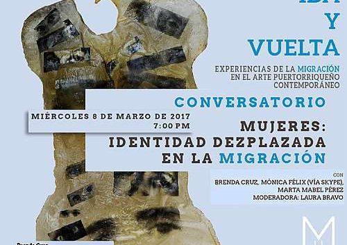 conversatorio identidad migracion mujeres | Autogiro Arte Actual