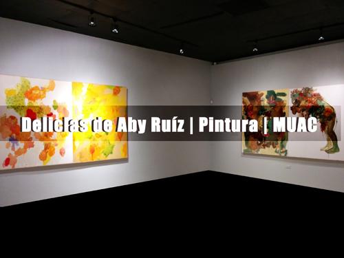 delicias del Jardín del pintor Aby Ruiz | Autogiro Arte Actual