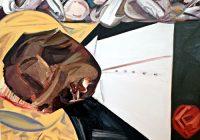 Ataúd Expuesto | Pintura | Controversia | Bienal de Whitney