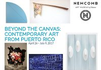 Beyond the Canvas | Contemporary Art from Puerto Rico | Newcomb Museum