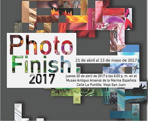 Photofinish 2017 | Autogiro Arte Actual