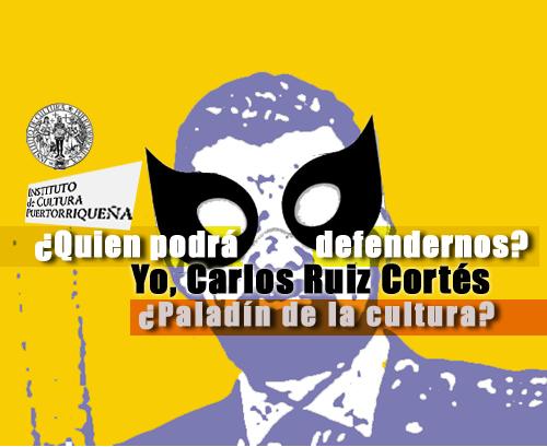 Instituto de cultura Carlos Ruiz cortes