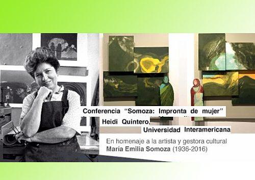 Somoza | Conferencia | Universidad Interamericana | abril 8