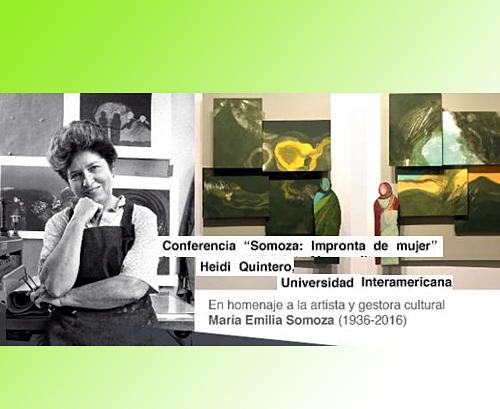 Somoza   Conferencia   Universidad Interamericana   abril 8