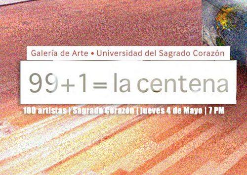 99 + 1=la centena | Autogiro Arte Actual