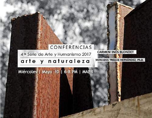 Conferencias MAPR-Autogiro Arte Actual