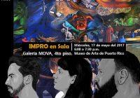 IMPRO en Sala | MAPR | Mayo 17