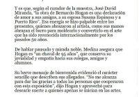 Bernardo Hogan Retrospectiva