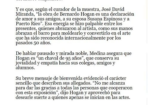 Bernardo Hogan