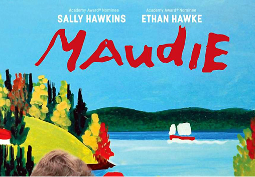 Maudie Movie Painting | Autogiro Arte Actual