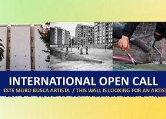 Pared busca Artista | Concurso Mural | Barcelona