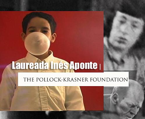 Laureada Inés Aponte con la beca Pollock-Krasner | Autogiro Arte Actual
