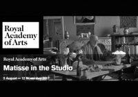 Matisse en su Estudio | Royal Academy of Art