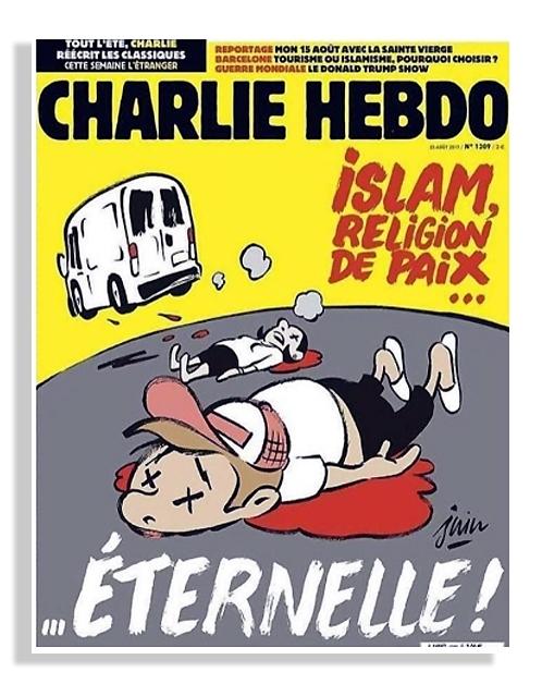 Charlie-Hebdo-barcelona | Autogiro Arte Actual