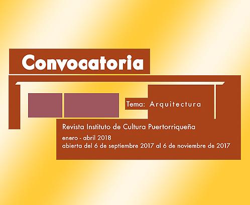 Revista-del-ICP-Convocatoria-Arquitectura | autogiro arte actual