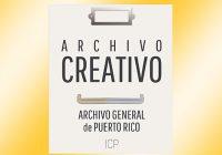 Archivo Creativo | ICP | Plazo: 30 Sept