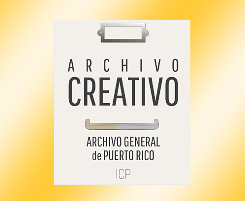 archivo creativo ICP | Autogiro Arte Actual