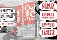 2018 Fumetto | Competencia | Comix