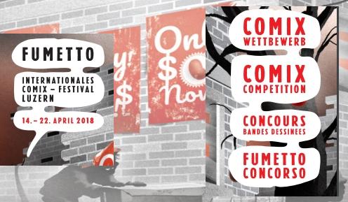 Fumetto comix festival | autogiro arte actual