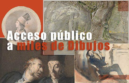 Acceso público a miles de dibujos