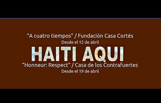 Haití aquí Honneur et Respect