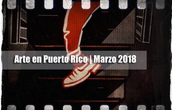 Todo el arte de Puerto Rico mes a mes