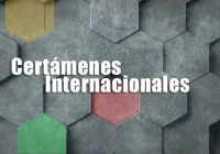 Certámenes Internacionales
