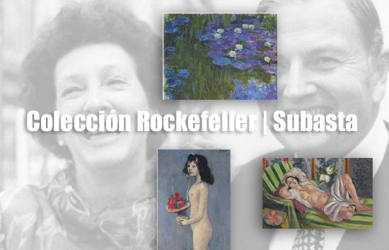 Colección Rockefeller | Subasta