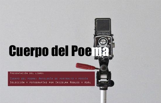 Cuerpo del poema: antología de portraits y poesía | Autogiro Arte