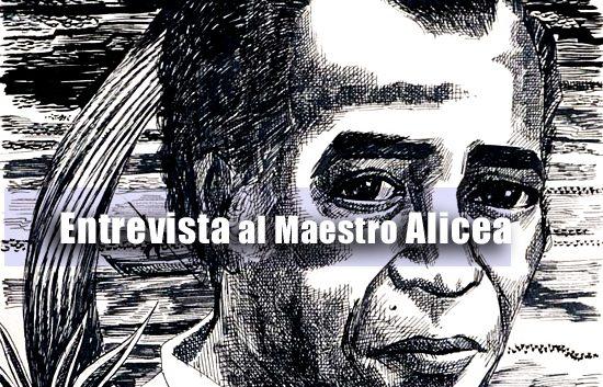 Entrevista al Maestro Alicea | Autogiro Arte Actual