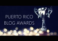 Puerto Rico Blog Awards