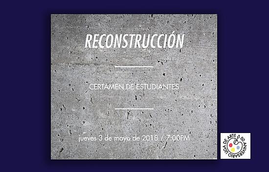 Reconstrucción Liga de arte_Autogiro Arte Actual