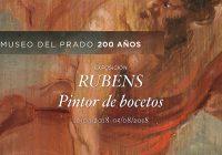 bocetos de Pintor Rubens