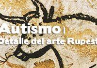 Autismo | Detalle del arte Rupestre