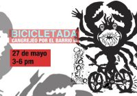Cangrejeo | bicicletada | Santurce