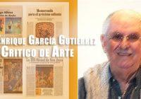 Enrique García Gutiérrez | Critico de Arte