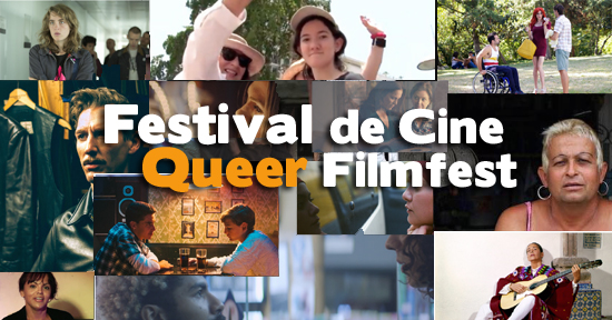 Festival de Cine   Queer Filmfest   Autogiro Arte Actual