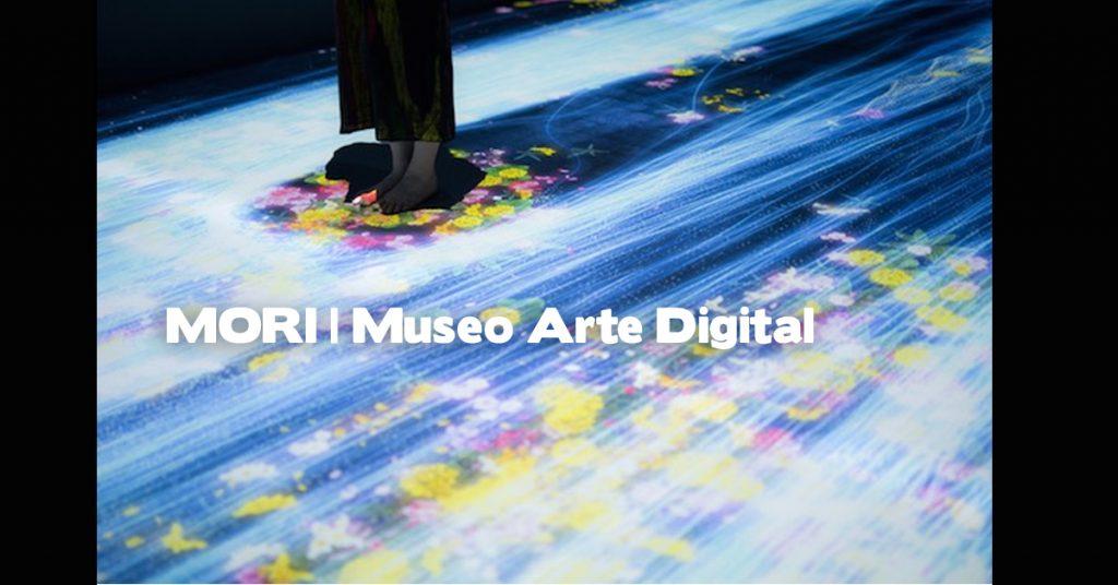 MORI | Museo Arte Digital | Autogiro Arte Actual
