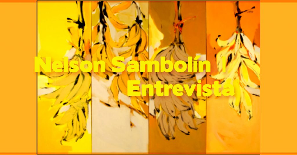 Nelson Sambolín entrevista | Autogiro Arte Actual